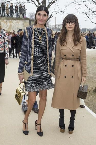 París y sus front rows, moda con mayúsculas