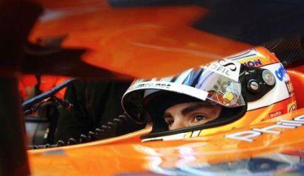 Adrian Sutil, el otro ganador de Spa