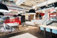 Las oficinas más refrescantes son las de Coca-Cola en Londres