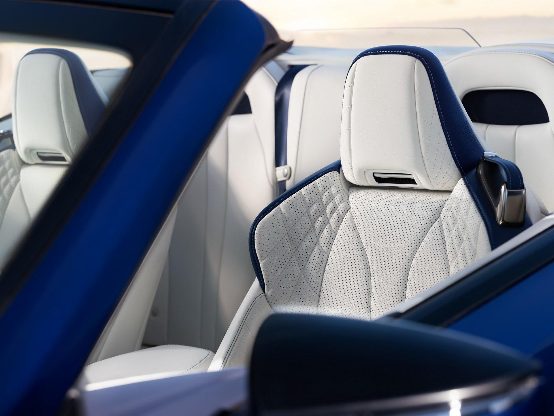 Foto de Lexus LC 500 Convertible (12/13)