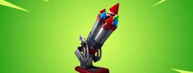 Lo mejor del Lanzagranadas y de la Torreta: los Cohetes Pirotécnicos llegarán pronto a Fortnite