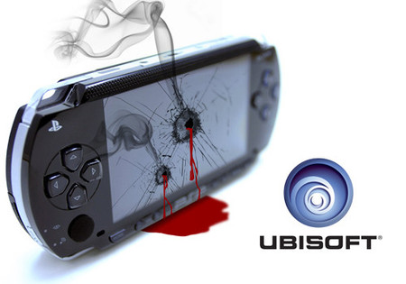 Ubisoft abandona PSP en favor de Nintendo DS