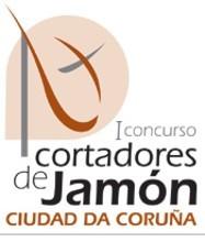 I Concurso de Cortadores de Jamón Ciudad de la Coruña