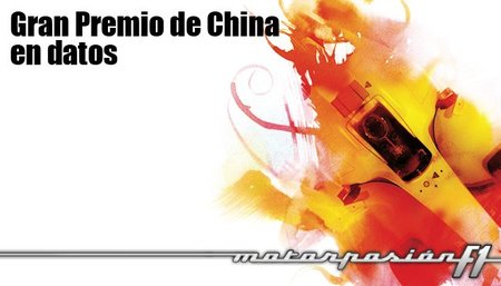 GP de China F1 2011: en datos