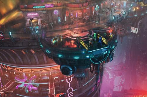 The Ascent no es igual en Steam que en Xbox Game Pass de PC, pero Neon Giant trabaja en igualar las versiones