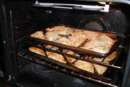 cómo precalentar el horno