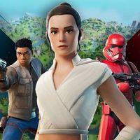 Fortnite ha vuelto a hacer historia con su evento de Star Wars. Si te lo has perdido, esto es lo que ha pasado (incluye vídeos)