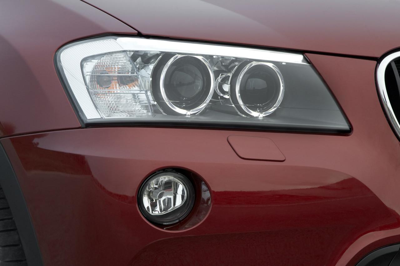 Foto de BMW X3 2011 (37/128)