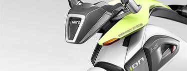 Las motos eléctricas de Hero seguirán siendo low cost, pero estrenarán la nueva plataforma eUS