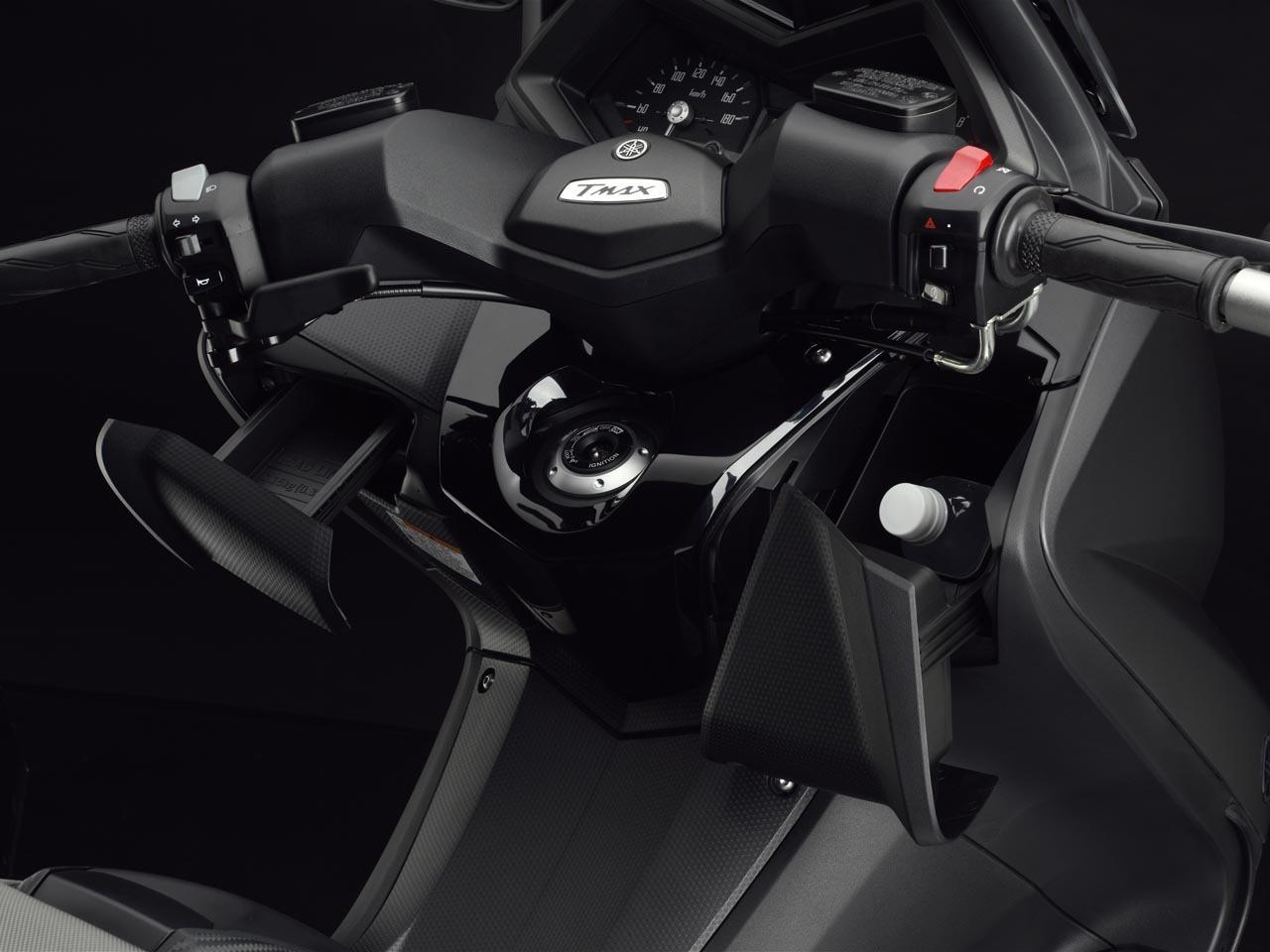 Foto de Yamaha T-Max 2012, detalles (13/32)