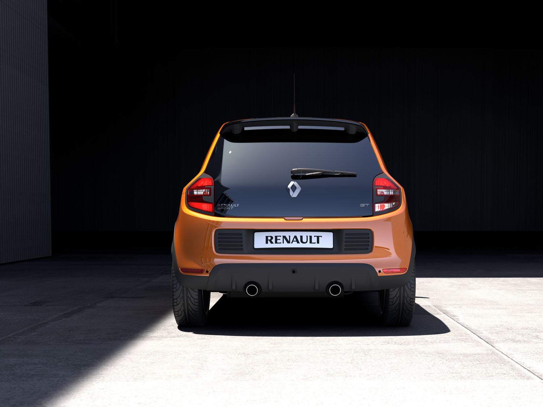 Foto de Renault Twingo GT (10/13)