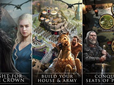 Game of Throne: Conquest, el MMO que nos trasladará a Westeros abre el pre-registro en Google Play