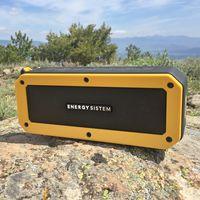 Energy Outdoor Box: el nuevo altavoz portátil de Energy Sistem para deportes al aire libre