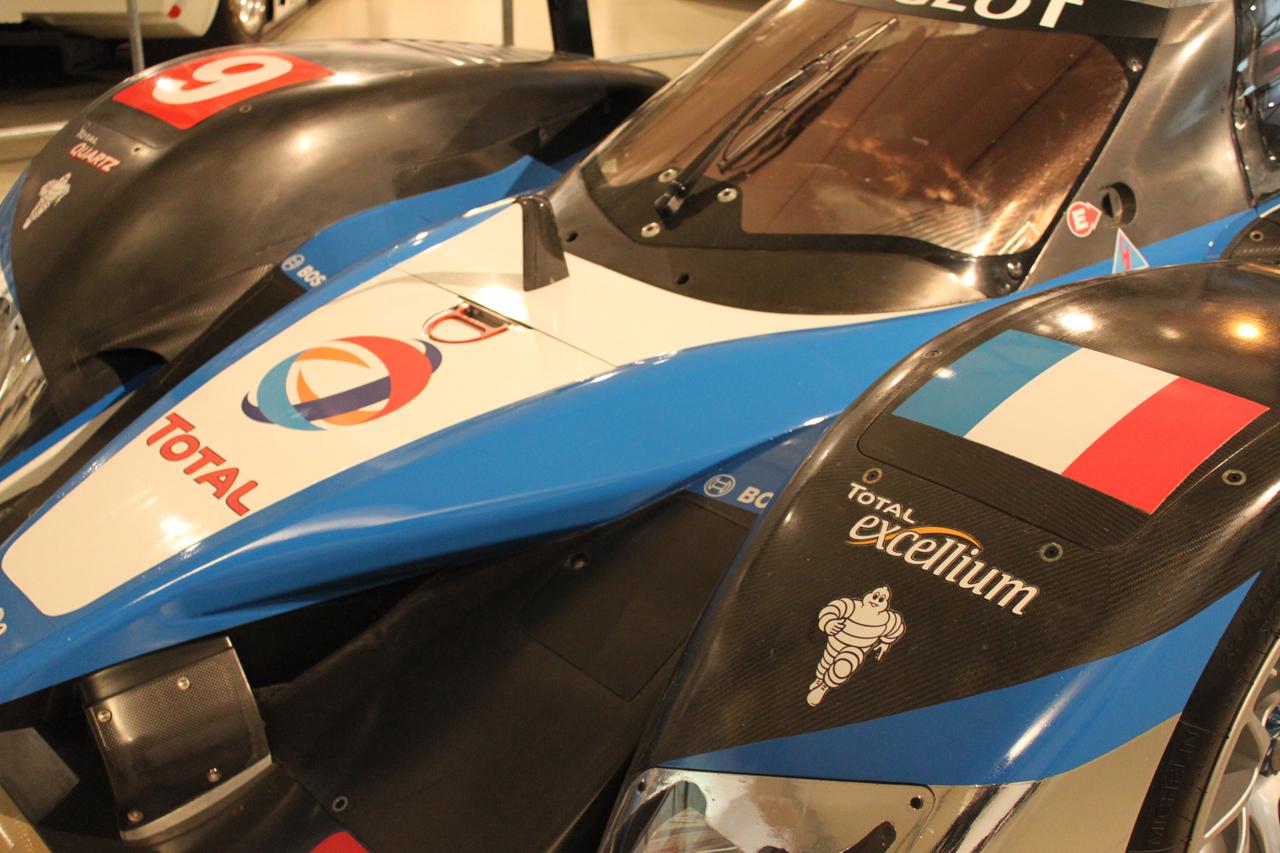 Foto de Museo 24 horas de Le Mans (68/246)