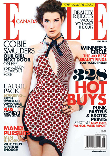 Cobie Smulders elle