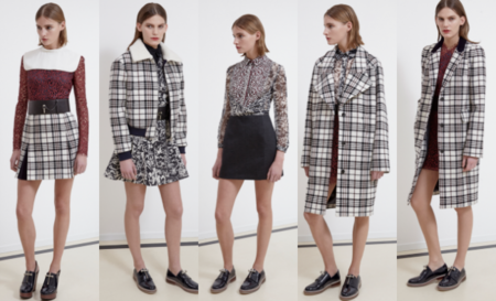 Carven 2014 PreFall 2014 Collection