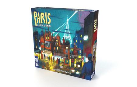 Paris Cite Lumiere