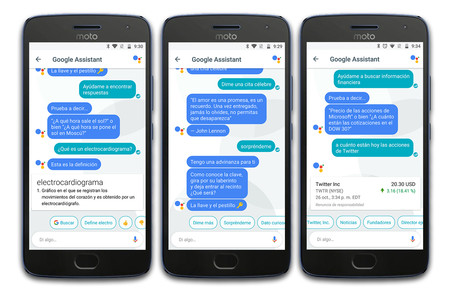 Google Assistant Usos Android