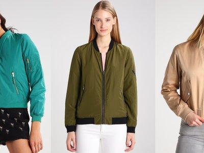 7 chaquetas para mujer rebajadas al menos un 50% en Zalando (con envío gratis)