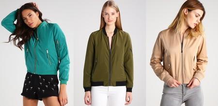 91e2731301e61 7 chaquetas para mujer rebajadas al menos un 50% en Zalando (con envío  gratis)