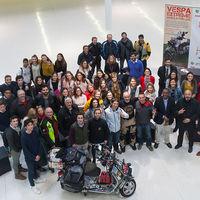 Vespa Extreme: la aventura de hacer 10.000 kilómetros en Vespa para llegar a Dakar por una causa solidaria