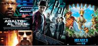 Taquilla española | Harry Potter se desinfla en favor del tren Pelham