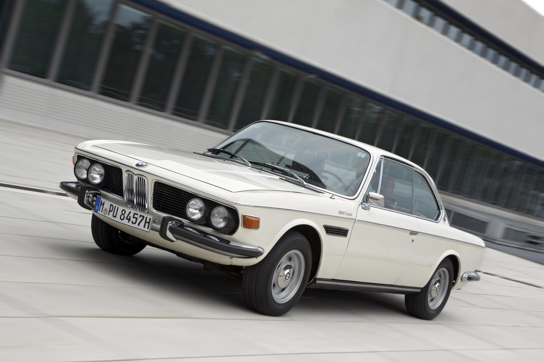 Foto de BMW y la evolución de sus riñones (1/18)