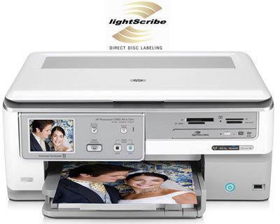 HP C8180, completa impresora multifunción