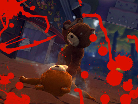 'Naughty Bear': así se las gasta el oso de peluche psicópata