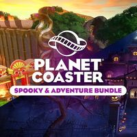 Planet Coaster: Console Edition permitirá construir parques de atracciones de miedo y de aventuras con los packs Spooky y Adventure