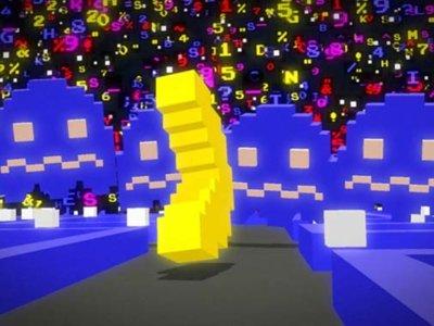 Pac-Man 256 para dispositivos móviles nos muestra un poco de su estilo
