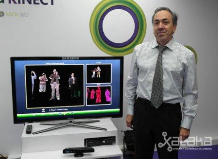 """""""Kinect es una plataforma que encaja en muchos sectores"""" Entrevista a Alex Acero, de Microsoft Research"""