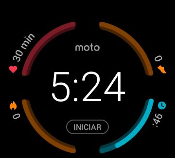 Moto Screen