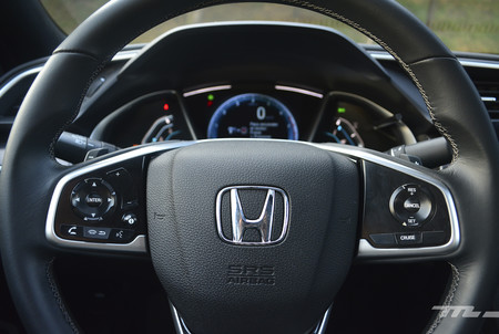 Honda Civic 2019 13