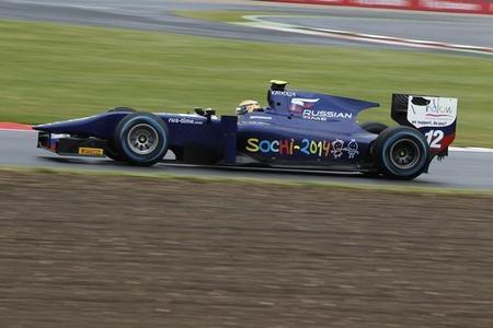 La GP2 podría acompañar a la Fórmula 1 en Rusia