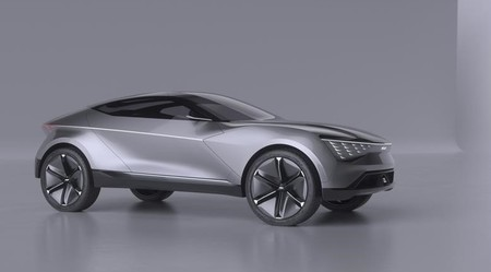 KIA Futuron Concept: En la mira vehículos más seguros y deportivos