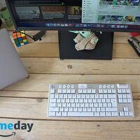 Logitech G915 TKL, uno de los mejores teclados mecánicos gaming, rebajadísimo en el Prime Day: llévatelo por 79 euros menos