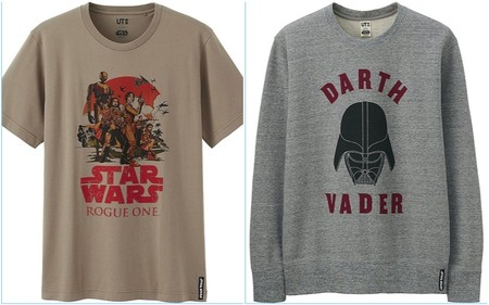 Uniqlo crea la colección definitiva de Rogue One
