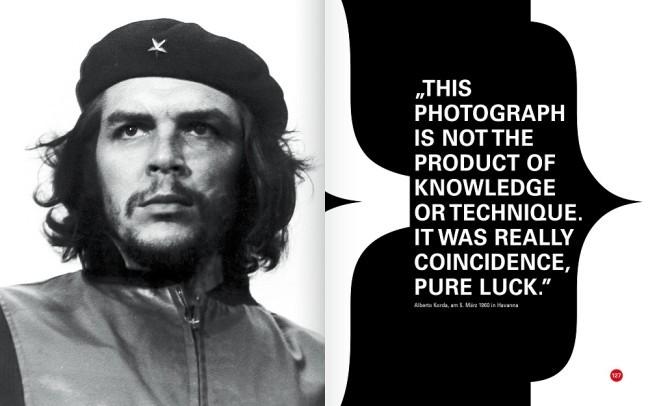 Libro Ninety Nine Years Leica, foto Che Guevara