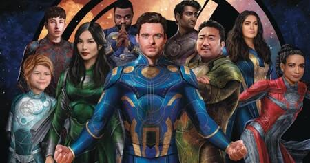 'Eternals' de Marvel no se estrenará simultáneamente en Disney+ y cines
