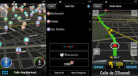 CoPilot GPS, mapas y navegación GPS para Windows Phone