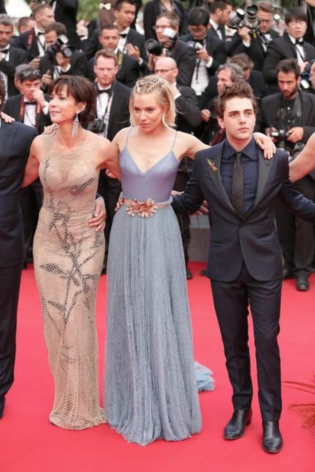Sienna Miller Cannes Clausura Gucci 2