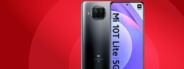 Hazte con el Xiaomi Mi 10T Lite a precio de escándalo en Amazon:  pantalla a 120 Hz y 5G por 249 euros