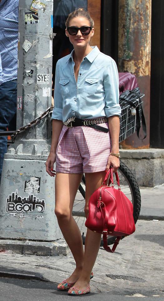 Foto de Top 5-1: Las famosas con mejor street style de 2013 (12/28)