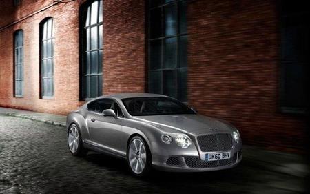 Bentley mejora considerablemente sus ventas en 2011