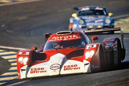 Toyota Gt One 2