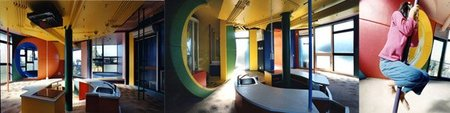 Reversible Destiny lofts: un lugar para vivir... o convertirte en Bruce Lee