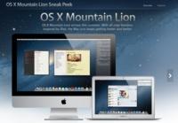 OS X Mountain Lion, Apple anuncia el sucesor de OS X Lion