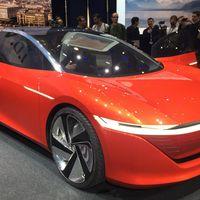 """I.D VIZZION, una visión """"aproximada y realista"""" de hasta dónde quiere llegar Volkswagen en electromovilidad"""