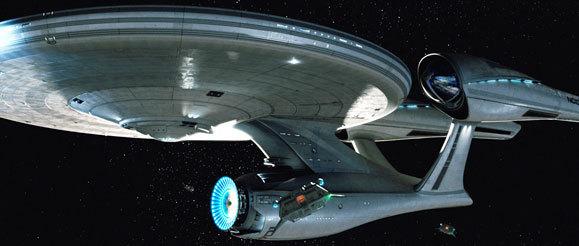 Star Trek, posters nuevos y enterprise